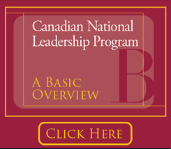 Canadian National Leadership Program Basic Overview
