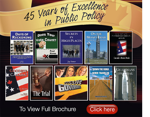 45 years of Excellence in Public Policy