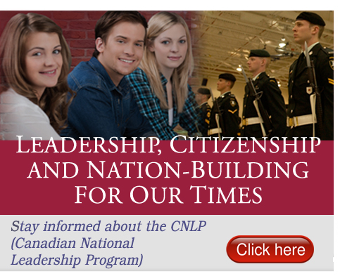 Leadership, Citizenship and Nation Building